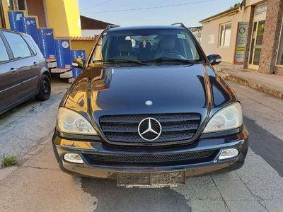 gebraucht Mercedes ML270 M-KlasseCDI Aut. SUV / Geländewagen