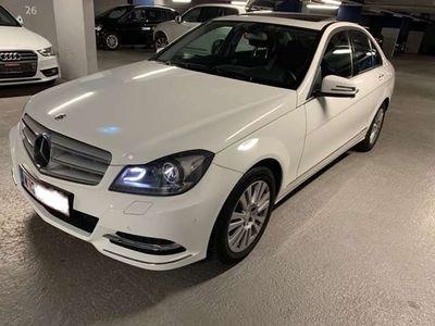 gebraucht Mercedes C250 (BlueEFFICIENCY) 7G-TRONIC
