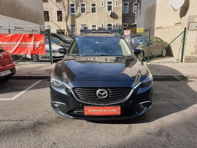 gebraucht Mazda 6 Sport Combi CD150 Attraction Aut. Kombi / Family Van