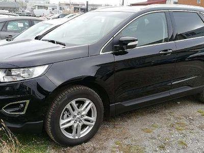 gebraucht Ford Edge Titanium 2.0 210 PS Powershift SUV / Geländewagen