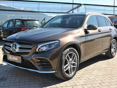 gebraucht Mercedes GLC250 d 4MATIC Aut. AMG-LINE 4Matic 9G-TRONIC