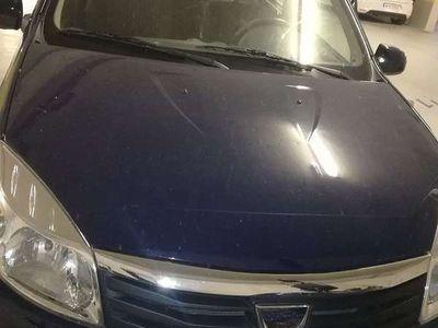 gebraucht Dacia Sandero 1.2 MPI Blackline Klein-/ Kompaktwagen