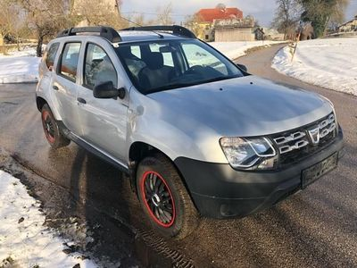 gebraucht Dacia Duster Ambiance dCi 90 DPF