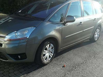gebraucht Citroën Grand C4 Picasso C 4 picasso Kombi / Family Van,