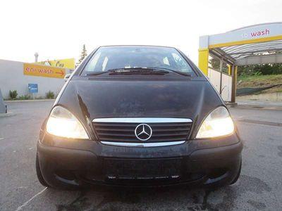 gebraucht Mercedes A170 CDI Limousine