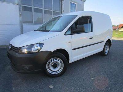gebraucht VW Caddy 2,0 EcoFuel,Klima,Netto 7.075€ Kombi / Family Van,