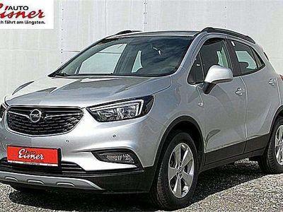 gebraucht Opel Mokka X 1,4 Turbo Edition Start/Stop System SUV / Geländewagen