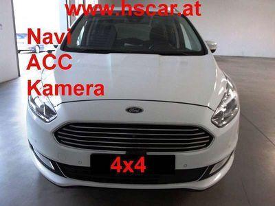 gebraucht Ford Galaxy AWD Titanium-Navi-ACC-Netto 14991,-