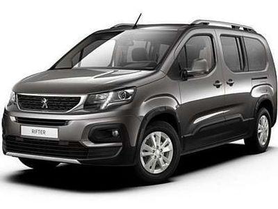 gebraucht Peugeot Rifter Lang BlueHDI 130 S&S Allure Pack 6-Gang-Manuell