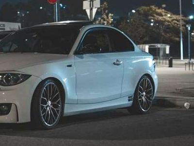 gebraucht BMW 120 Coupé 1er-Reihe 1er-Reihe d E82 Sportwagen /