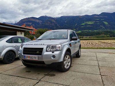 gebraucht Land Rover Freelander 2.2 TD4 S SUV / Geländewagen