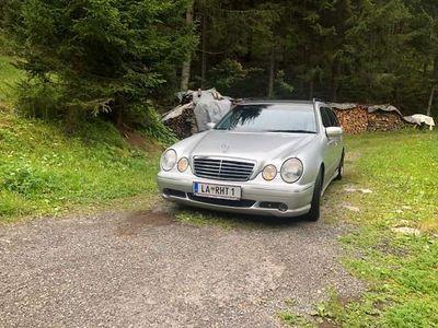 gebraucht Mercedes E55 AMG AMG Kombi / Family Van
