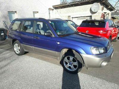 gebraucht Subaru Forester 2.0x SG SUV / Geländewagen