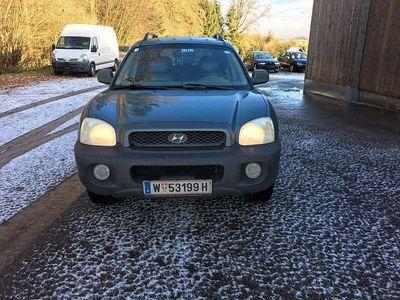 gebraucht Hyundai Santa Fe 2.0 Crdi, Picker bis 09/21!! SUV / Geländewagen