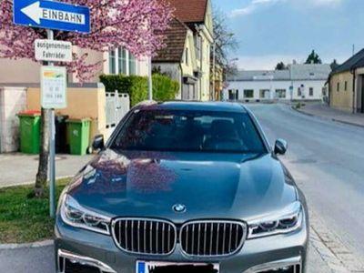 gebraucht BMW 730 M-Pakte!7er-Reihe Allrad Diesel (G11) xDrive Aut.