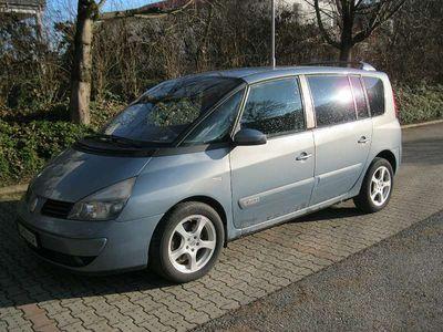 gebraucht Renault Espace 1,9 dCi Kombi / Family Van