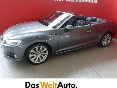 gebraucht Audi A5 Cabriolet 2.0 TDI Design