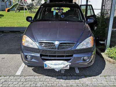 gebraucht Ssangyong Kyron SUV / Geländewagen