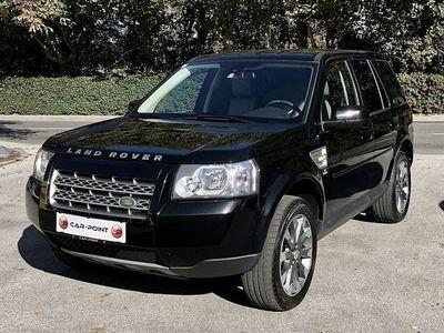 gebraucht Land Rover Freelander 2,2 Td4_e Sport