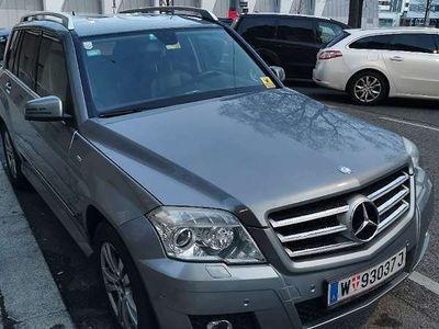 gebraucht Mercedes GLK220 4Matic SUV / Geländewagen