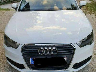 gebraucht Audi A1 Sportback 1,6 TDI Ambition S-tronic