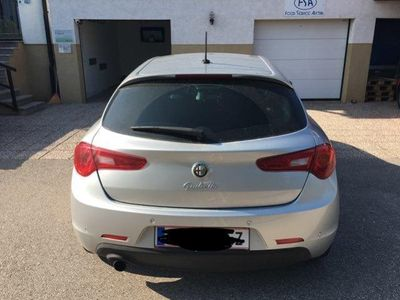 used Alfa Romeo Giulietta Exclusive 1,4 TB