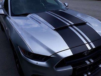 gebraucht Ford Mustang Coupe 3,7l V6 305PS AUTOM KLIMA LEDER Sportwagen / Coupé,