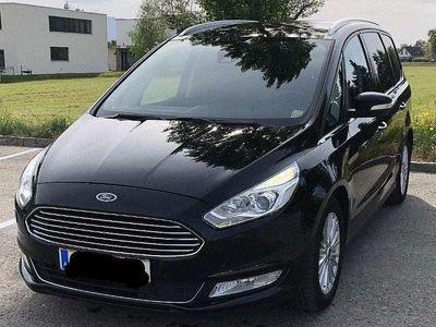 gebraucht Ford Galaxy 2,0 TDCi Titanium Start/Stop Powershift Kombi / Family Van