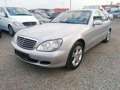 gebraucht Mercedes S320 CDI S -Klasse Lim. (BM 220)