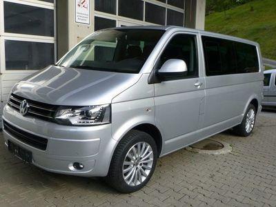 gebraucht VW Caravelle Comfortline LR BMT TDI 4MOTION
