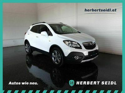 gebraucht Opel Mokka 1,7 CDTI Ecotec Cosmo Start/Stop System *BASTLERHIT*