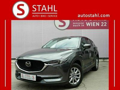 """gebraucht Mazda CX-5 CD175 AWD Revolution Top """"Leder weiss"""" AUTO STAHL WIEN 20"""