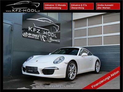 gebraucht Porsche 911 Carrera Coupé DSG Sportwagen / Coupé