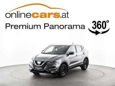 used Nissan Qashqai 1,2 N-CONNECTA NAVI 360°-KAMERA TEMP SH... SUV / Geländewagen,