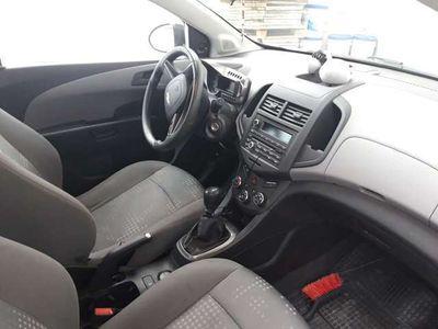 gebraucht Chevrolet Aveo Klein-/ Kompaktwagen