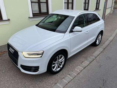 gebraucht Audi Q3 2,0 TDI quattro DPF S-tronic SUV / Geländewagen