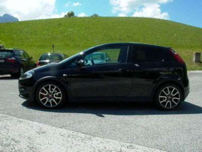 gebraucht Fiat Grande Punto 1,4 16V T-Jet Sport