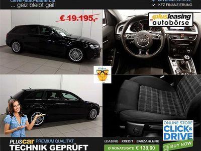 brugt Audi A4 Avant 2,0 TDI +Xenon|Navi| PDCplus