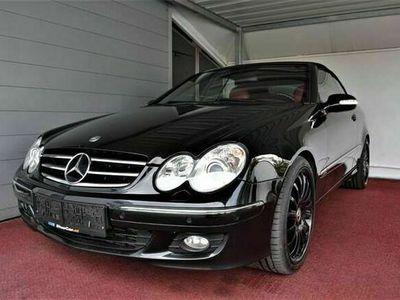 gebraucht Mercedes CLK320 CDI Cabrio Leder, Navi, Sitzheizung, Xenon, Automa