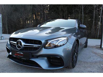 gebraucht Mercedes S63 AMG E 63 AMG4MATIC+ Aut. *Voll*