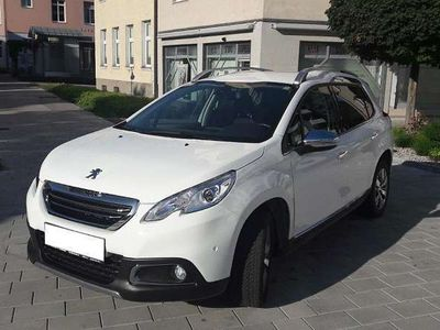 gebraucht Peugeot 2008 ALLURE E-HDI 115 Kombi / Family Van,
