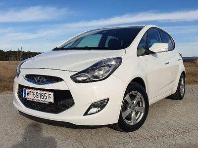 gebraucht Hyundai ix20 Go! 1.4 CRDI 1. Besitz, Scheckheftgepflegt Klein-/ Kompaktwagen