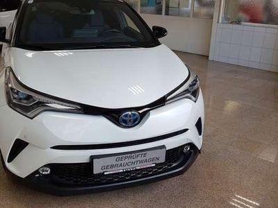 gebraucht Toyota C-HR 1,8 Hybrid C-ULT +DAP+Tech-Paket+NAVI