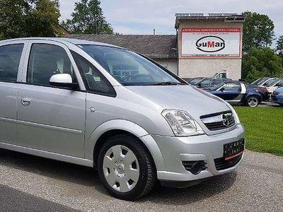 gebraucht Opel Meriva 1,4 16V Edition Kombi / Family Van