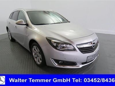 gebraucht Opel Insignia ST 2,0 CDTI Ecotec Allrad Cosmo Start/Sto