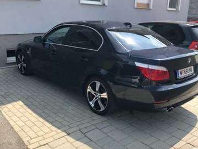 gebraucht BMW 520 5er-Reihe Diesel (E60) Fleet Österreich-Paket