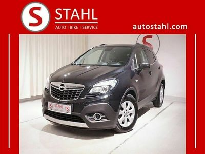 gebraucht Opel Mokka 1,4 Turbo Cosmo Aut. Navi | Auto Stahl Wi... SUV / Geländewagen