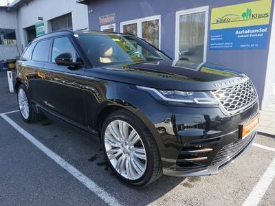 gebraucht Land Rover Range Rover Velar D300 Allrad R-Dynamic HSE, Massage, ab 450€