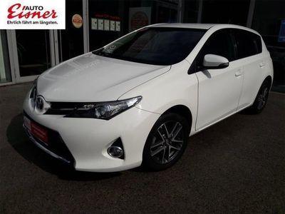 gebraucht Toyota Auris 1,6 Valvematic Lounge MD Limousine