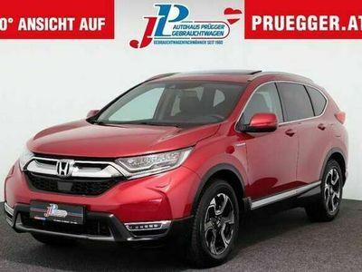 gebraucht Honda CR-V 20 i-MMD Hybrid Execu 4WD Autom NAVI LED AHV